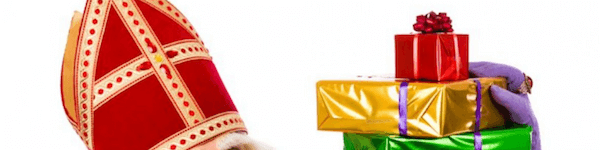 Sinterklaas met surprises